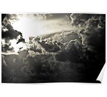 Tropical Storm Ida Poster