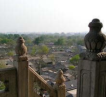 Old Beijing  by Jeannie Chiara