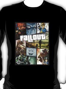 Fallout (GTA Style) T-Shirt