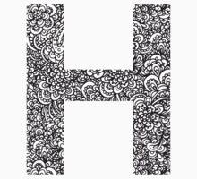 H by hayleylauren