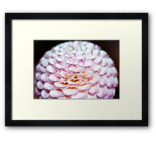 """Spheric"" by nature Framed Print"