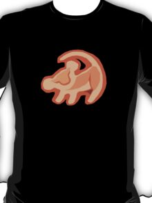 Simba-The lion king T-Shirt