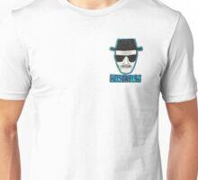 Breaking Bad Heisenberg Blue Design Unisex T-Shirt