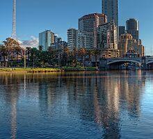 Melbourne • Victoria • Australia by William Bullimore