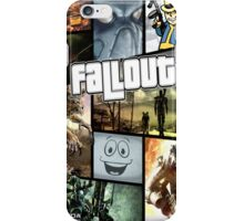 Fallout (GTA Style) iPhone Case/Skin