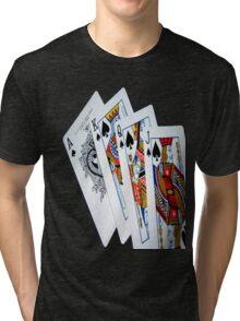 Pick a card Tri-blend T-Shirt