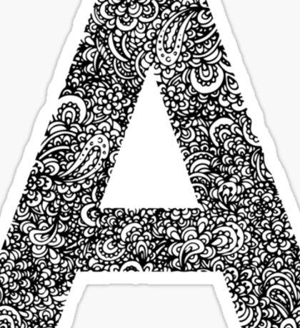 A Sticker