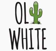 Oli White - Cactus! by 4ogo Design