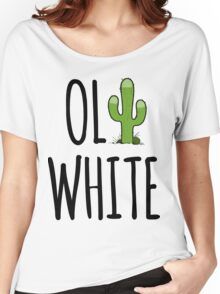 Oli White - Cactus! Women's Relaxed Fit T-Shirt