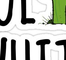 Oli White - Cactus! Sticker