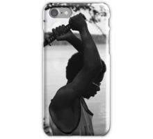 Swordsman iPhone Case/Skin