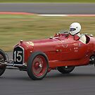 Alfa Romeo P3 by Willie Jackson