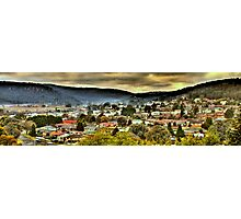 Lithgow Photographic Print