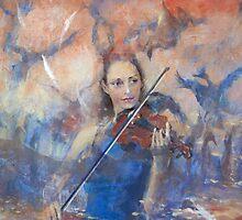 Symphony・・・「hisyo」 by vasenoir