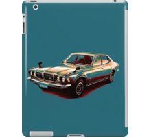 Datsun Bluebird 610 2000 GTX 1974 _tone02 iPad Case/Skin