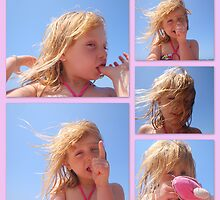 Lucie Lou on her holidays.... by fruitcake