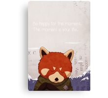 Happy moments Canvas Print