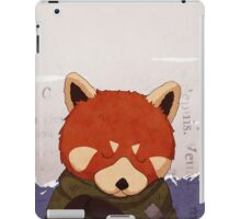 Happy moments iPad Case/Skin