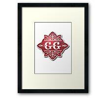 Good Game Framed Print