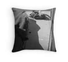 Secure ...? Throw Pillow