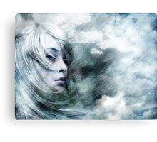 Stormqueen Canvas Print