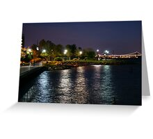 Pier ©  Greeting Card