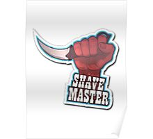 Shave Master Poster