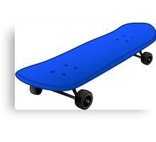 skateboard Canvas Print