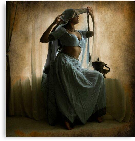 The Veil by KatarinaSilva