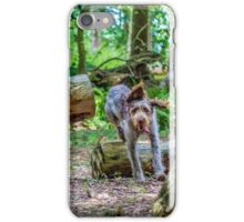 Forest runner iPhone Case/Skin