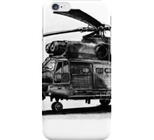 Puma Helicopter iPhone Case/Skin