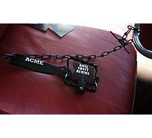 Anti Theft Device Photographic Print