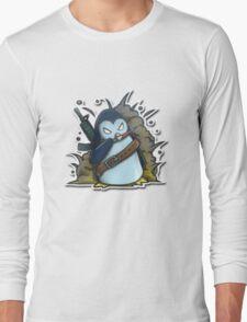 War Penguin Long Sleeve T-Shirt