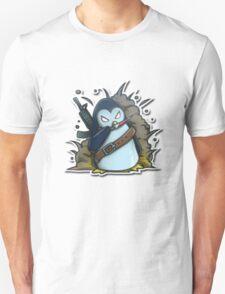 War Penguin Unisex T-Shirt