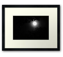 Gloom © Framed Print