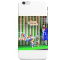 SQUARE MEAL iPhone Case/Skin