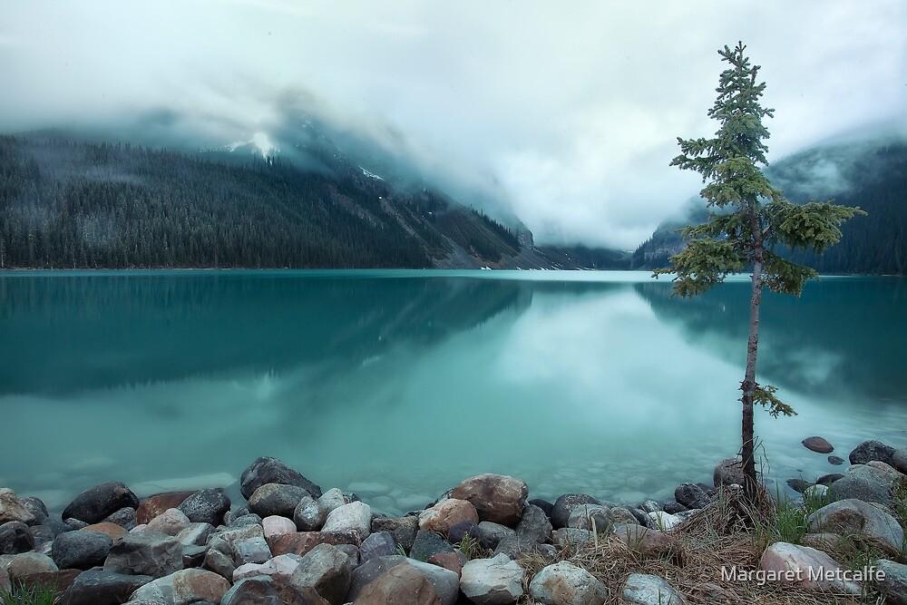 Lake Louise by Margaret Metcalfe