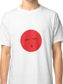 My Bad - red black. Classic T-Shirt