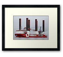 MPI Resolution  Framed Print