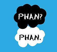 Phan - TFIOS by Susanna Olmi