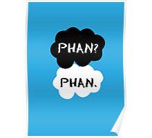 Phan - TFIOS Poster