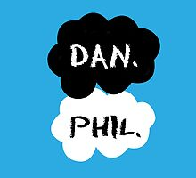 Dan & Phil - TFIOS by Susanna Olmi