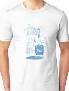 the fututre in your hand Unisex T-Shirt