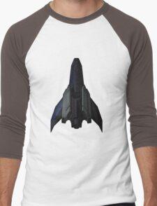 Stealth Cruiser Men's Baseball ¾ T-Shirt