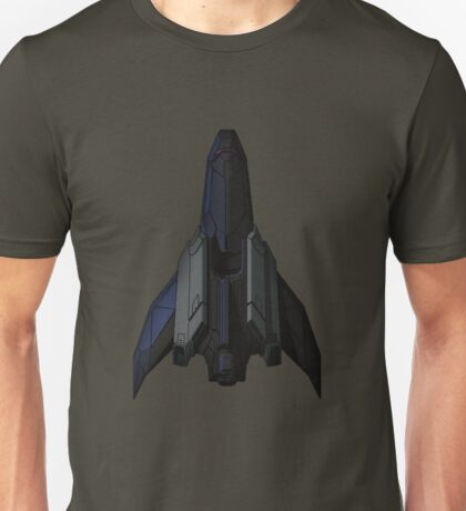Stealth Cruiser Unisex T-Shirt