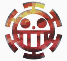 One Piece - Heart Pirates by Dephekt