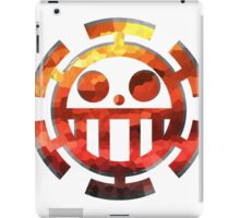 One Piece - Heart Pirates iPad Case/Skin