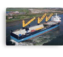 Combi Dock IV  Canvas Print
