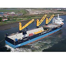 Combi Dock IV  Photographic Print