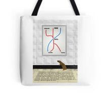 The Mannequin - Neck Tote Bag